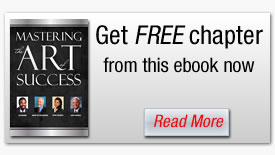 Get your FREE copy of Myra goldicks chapter in Mastering the Art of Success