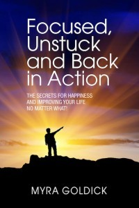 Cover of book Focused, Unstuck and Back in Action