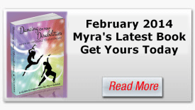 Released February 2014 - Myra Goldick's latest book Dancing on Our Disabilities