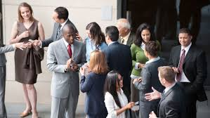 Do you feel nervous when you network?
