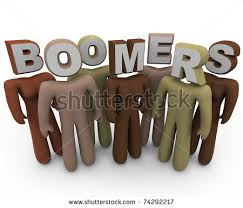 Boomers are 77 million strong!