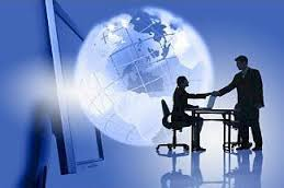 Business Consultants are connected to the business world